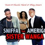 Sniffa Feat Amerigo-Sister Wanga-Prod By Mikelo at ID Records