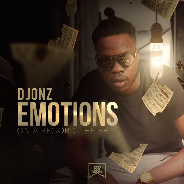 D Jonz Emotions on a Record the EP
