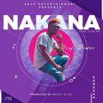 Rony power - NAKANA ( Love is Blind(  Pro.Mass1&LSK