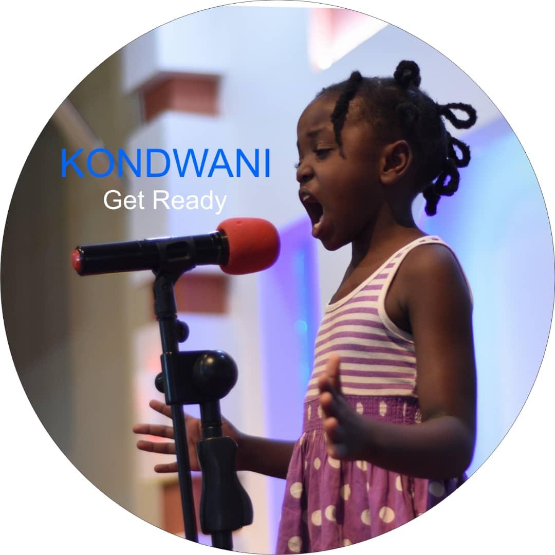 Kondwani-Get Ready-(Not Too Young album title )-Prod at SSV Studios