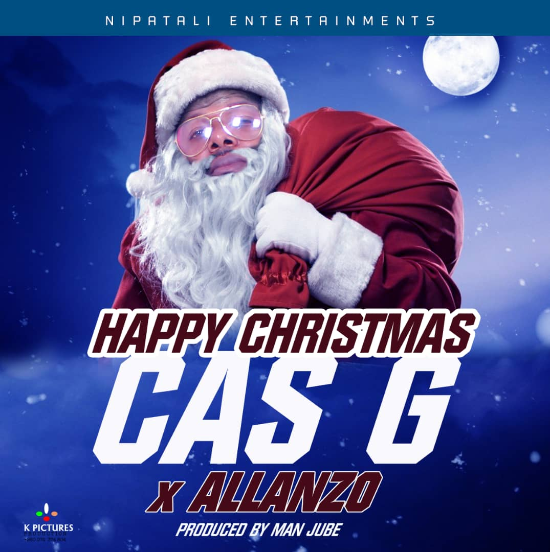 Cas G Feat Allanzo-Happy Christmas-Prod By Man Jube