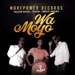 1 Faith,Yellow Dove and Bruce Amara-Wamoyo