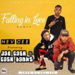 Nev Cee ft Jae Cash & Cash Banks - Falling in Love(Remix)-Prod By Nev Cee