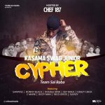 Kasama Swag Junior Cypher- Hosted by Chef 187-Prod By Kiss B