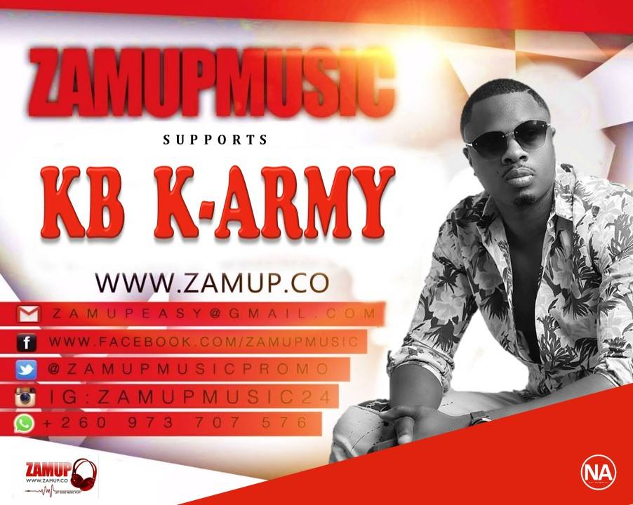 KB Announces Resignation from Zambia Association of Musicians