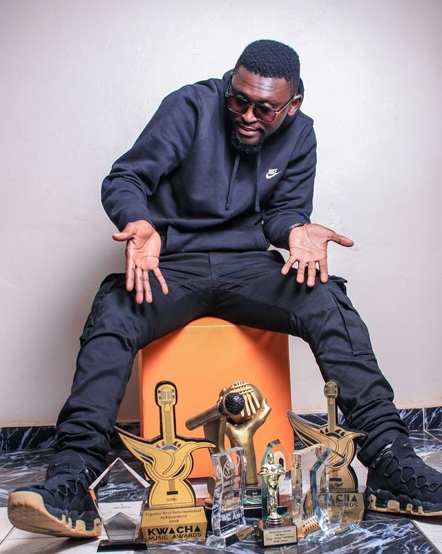 B'Flow Announces Resignation from Zambia Association of Musicians