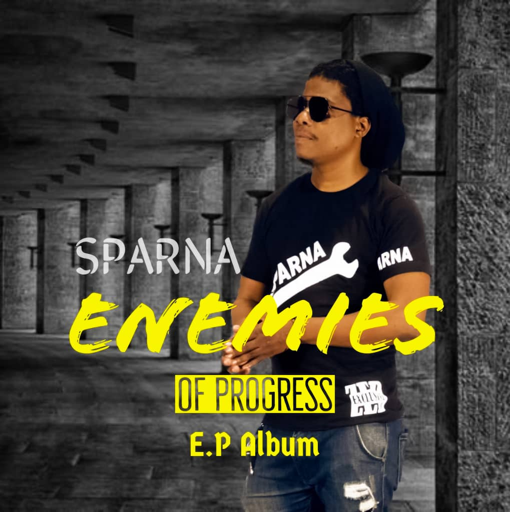 Sparna-Enemies Of Progress- Album