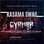 Kasama Swag 2018 End of Year Cypher ft Kiss B Sai Baba,Cepha,Tarz Kayo,B.S.M.Naomizzy,Fox, Young Gryn