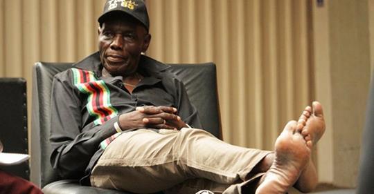 Music legend Oliver Mtukudzi dies