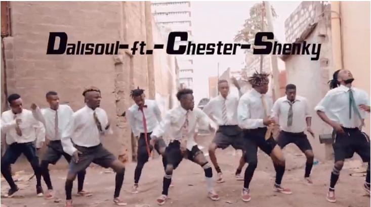 "Video-Dalisoul feat. Chester and Shenky – ""Chulu cha bowa"""