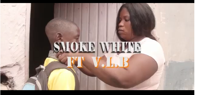 Video-Smoke white x V.L.B -Osalila(one day it will be alright) prod by Bizzo