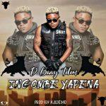 D-Bwoy Telem-In'gombe Yapena-(Prod.By Kademo)