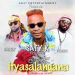 Saty-K feat Shenky and Dalisoul - ifyasalangana