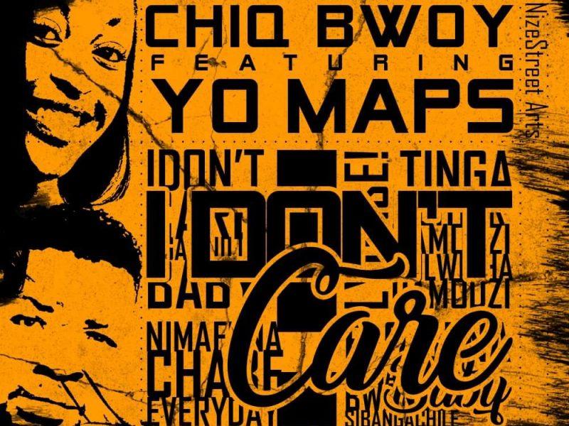 Chiq Bwoy-Feat.Yo Maps-I Don't Care-(Prod By Yo Maps)