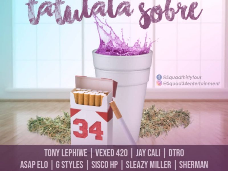 Squad 34-Tatulala Sobre-(Prod By Cobby Brown)