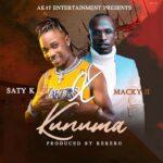 Saty-K feat Macky 2 - kunuma (Prod by Kekero)