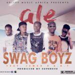 Swag.BoyZ Ft Jemax - &-A.B.Y_Alee!!(Prod-by-SuperEver)